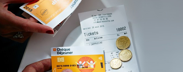 Legislation Du Titre Restaurant Cheque Dejeuner
